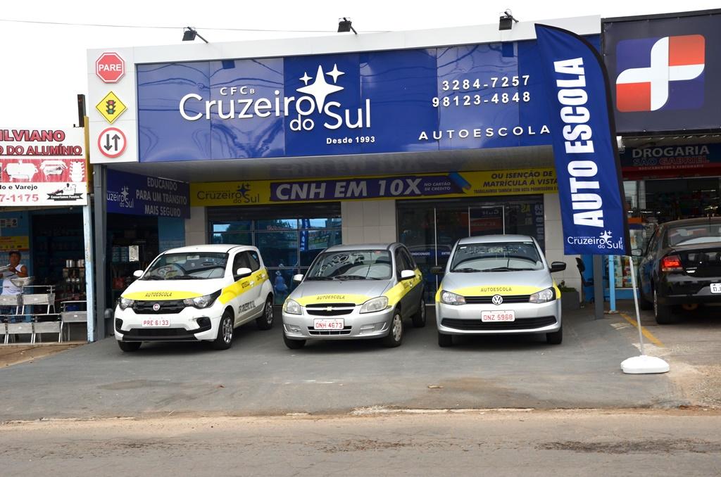 Autoescola Cruzeiro do Sul